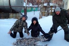 Итоги зимней рыбалки